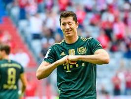 Lewandowski mit irrem Rekord: FC Bayern lässt Bochum ganz übel leiden