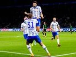 Jurgen Ekkelenkamp entzückt Hertha BSC