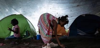 Einwanderung unter US-Präsident Joe Biden: Wie die USA ihr Migrationsproblem nach Mexiko auslagern
