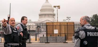 washington wappnet sich für demo der trump-fans am kapitol