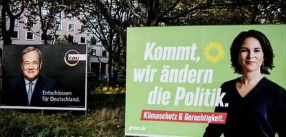 bundestagswahl 2021 im news-update: armin laschet und annalena baerbock für härteres vorgehen gegen gefährder