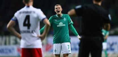 2. Bundesliga: Wie Werder Bremen im Nordderby gegen den Hamburger SV unterging