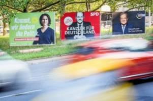 Wahlverhalten: Bundestagswahl: Warum viele Wähler noch unentschlossen sind