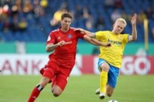 Fußball: Muskelverletzung: HSV mehrere Woche ohne Rohr