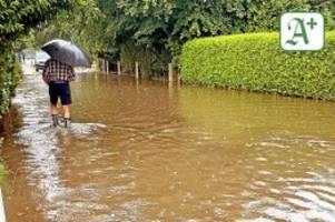 unwetter in hamburg: opfer von starkregen werden von der stadt im stich gelassen