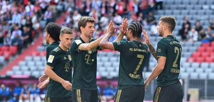 Gnadenloser FC Bayern siegt problemlos gegen überforderte Bochumer