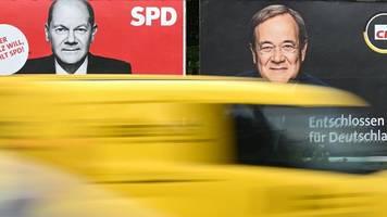 bundestagswahl: wer wird kanzler? diese zahl entscheidet die ganze wahl