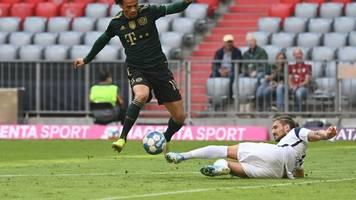 Sonder-Beifall für Sané: Lob von Trainer Nagelsmann