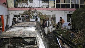 Bericht: CNN warnte US-Militär vor Luftschlag in Kabul