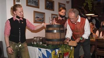 wirtshauswiesn - ozapft is: münchen feiert auch ohne oktoberfest
