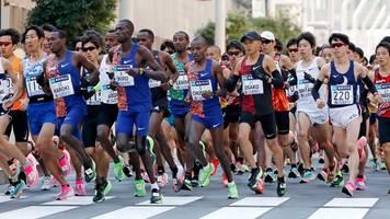 Corona-Pandemie: Tokio-Marathon auf März 2022 verschoben