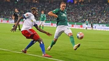 Hamburger SV gewinnt Traditionsderby bei Werder Bremen