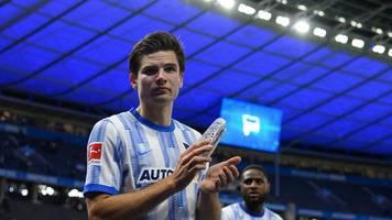 Hertha BSC: Ekkelenkamp Matchwienner - aber keine Startelf-Garantie