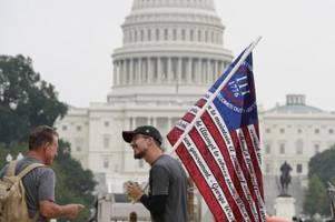 Washington rüstet sich für Pro-Trump-Demonstration