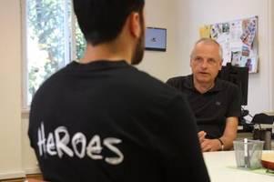 Erst Hero, dann Polizist: Warum diesem Deutsch-Iraker Respekt so wichtig ist