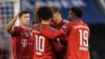 +++ Bundesliga live +++ - Bayern empfängt Bochum: Nagelsmann kündigt Verschnaufpause für einige Stars an