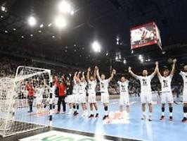 kantersieg gegen erzrivalen: thw kiel berauscht sich bei handball-party