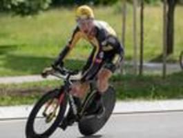 Radprofi Tony Martin will um eine Medaille mitkämpfen