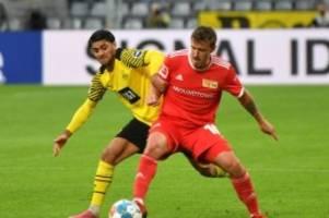 Fußball: Haaland mit Doppelpack bei Dortmund-Sieg: 4:2 gegen Union