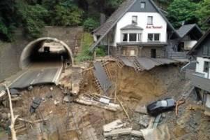 Klimawandel: Unwetter: Millionen Euro für Hochwasserschutz ungenutzt
