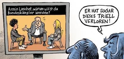 Cartoons der Woche KW 37/21 von Thomas Plaßmann, Klaus Stuttmann und Chappatte