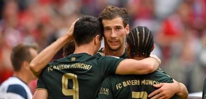 Leon Goretzka beim FC Bayern München: Endlich Führungsspieler