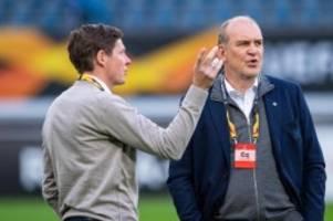 Fußball: Rückkehr nach Wolfsburg: Glasner verzichtet auf Rotation