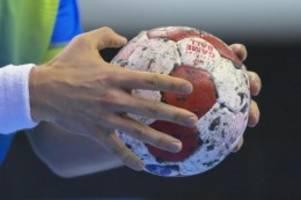 Handball: Handball-Luchse trotz Niederlage mit Halbzeit zufrieden