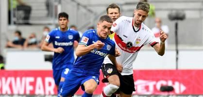 Überragender Wirtz führt Leverkusen zum Sieg in Stuttgart