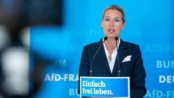 Bundestagswahl 2021: Umfrage sagt deutlichen AfD-Sieg in Sachsen voraus