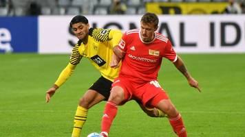 Haaland mit Doppelpack bei Dortmund-Sieg: 4:2 gegen Union