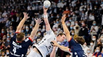 handball-bundesliga: thw kiel nach sieg im nordderby wieder tabellenführer