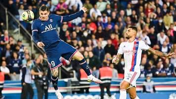 Ligue 1: PSG-Siegesserie hält dank Joker Icardi auch gegen Lyon