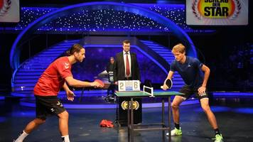 schlag den star - mit angezogener handbremse: zverev verliert bei tv-show