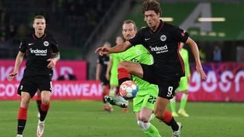 Wolfsburg nur 1:1 gegen Frankfurt: FC Bayern damit vorn