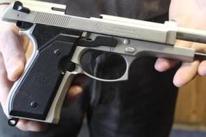 jugendlicher ballert mit schreckschusswaffe in augsburg herum
