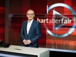 Hart aber fair zur Bundestagswahl: Ein bisschen Suspense dank leerem Stuhl