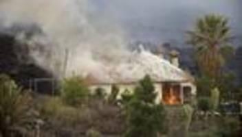 La Palma: 5.000 Menschen nach Vulkanausbruch evakuiert