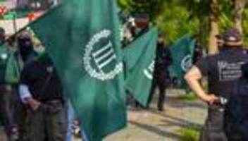 Würzburg: Staatsanwaltschaft prüft Anzeigen nach Aktion des Dritten Wegs