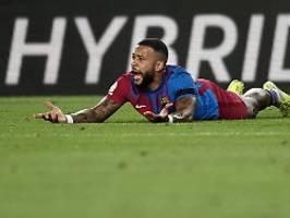 Pfiffe trotz Last-Minute-Tor: Ohne Messi verharrt Barça im Krisenmodus