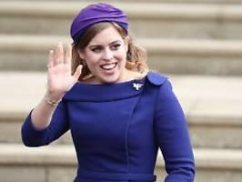weitere urenkelin für die queen: prinzessin beatrice bringt kind zur welt