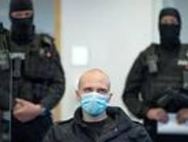 polizistin hat brieffreundschaft zu halle-attentäter