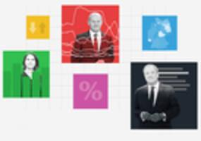 Union und SPD nur noch drei Prozentpunkte voneinander entfernt