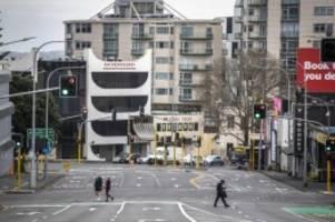 Corona-Pandemie: Neuseeland: Lockdown wird auch in Auckland gelockert
