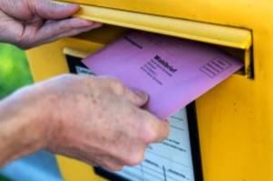 Bundestagswahl: Briefwahl: Bis wann kann man sie beantragen? Alle Infos
