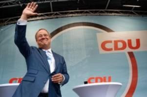 Bundestagswahl: Umfrage: Union legt bei Insa zu – SPD verliert an Zustimmung