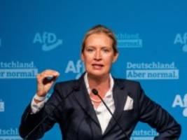 AfD: Strafverfahren im Parteispendenfall um Alice Weidel eingestellt
