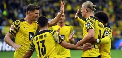 Borussia Dortmund besiegt Union Berlin: Thomas Meunier und Raphael Guerreiro als Unterhaltungskünstler