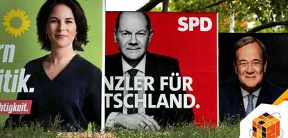 hasskommentare gegen die kanzlerkandidaten: schimpf und schande