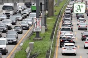 Autobahn Hamburg: Unfall auf der A1 – Stau in Richtung Süden